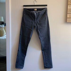 Paige Grey Denim Jeans